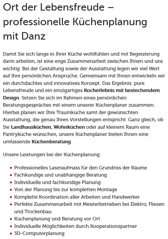 landhausküche in  Neckartailfingen