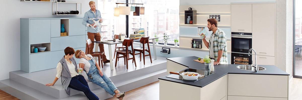 Küchenstudio Bad Rappenau - Küchenplanung Danz: Geräte, Beratung, Renovierung, Montage